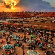 Maroko – Kraljevski gradovi