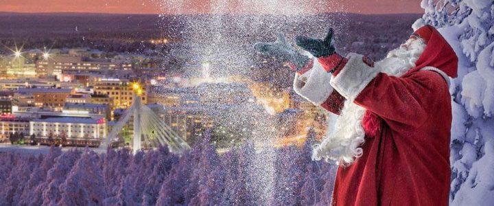 U gradu Djeda Božićnjaka – Advent u Rovaniemiju (garantirano!)