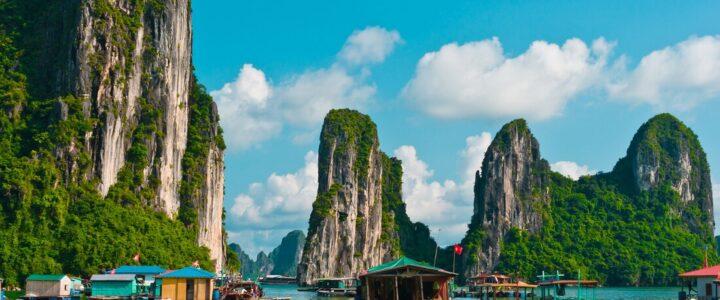 TAJLAND – KAMBODŽA – VIJETNAM – NOVA GODINA